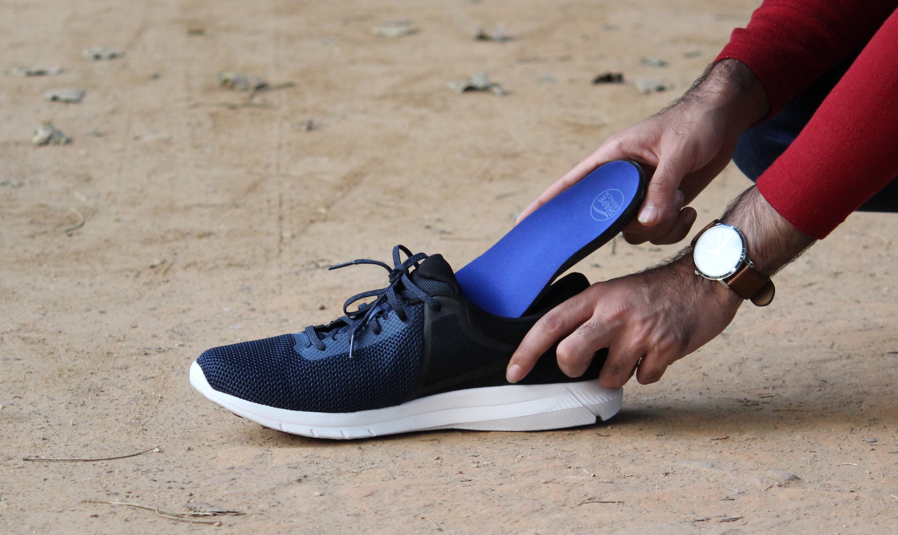 Arch support shoes singapore