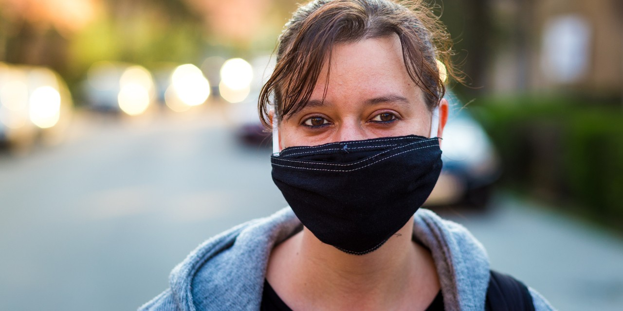 Is it effective to wear a face mask to prevent from virus?
